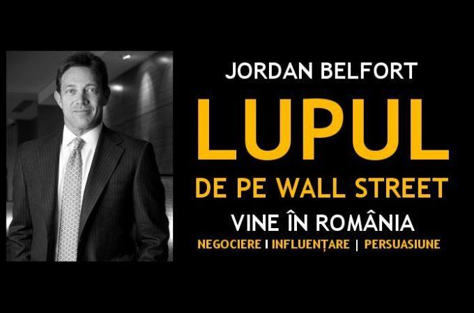 Lupul de pe Wall Street vine in Romania - 18 noiembrie 2014