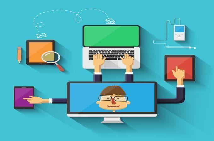Cum functioneaza design-ul responsive al unui site (Infografic)