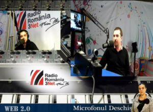 Interviu Bogdan Nedelcov - CEO MailAgent - la Radio Romania 3 Net
