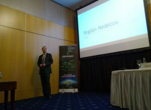 Bogdan Nedelcov speaker la Digital Marketing Forum 2015