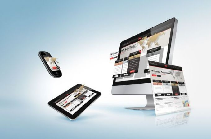 O scurta istorie a web design-ului (Infografic)