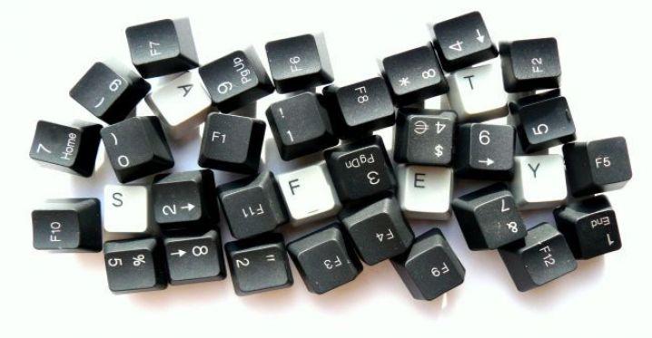 Ghid de shortcut-uri pe tastatura pentru Facebook, Twitter si alte retele sociale (Infografic)